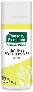 Tea Tree Foot Powder Thursday Plantation 100 g Powder