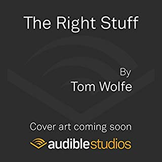 The Right Stuff cover art