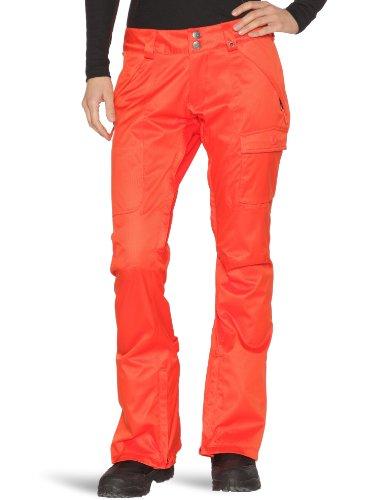 B.Snowboards Wb Indulgence Pt Fr Snowboardhose/Skihose Damen M Orange - Fever