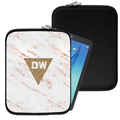 Personalisiert Marmor Neopren Tablethülle Case Tasche (74) für Huawei Honor T1 7.0 (7