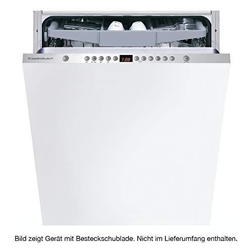 Küppersbusch IGVS6509.5, Premium+, vollintegriert, 60cm, XXL Sonderhöhe (86,5-92,5cm), A++, 13 Gedecke, Info-on-floor, 42dB