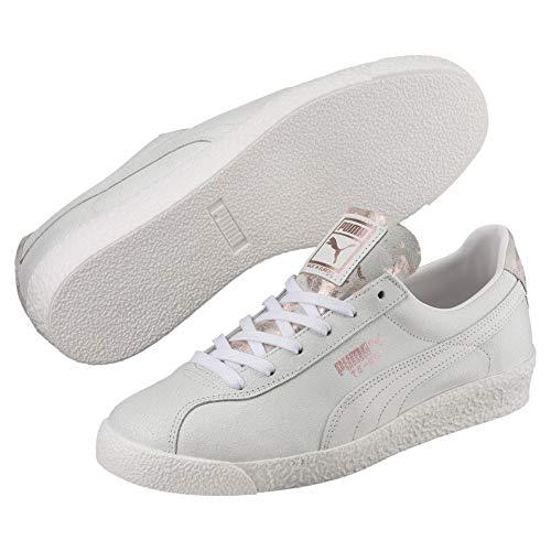 PUMA Te-Ku Artica Damen Sneaker Puma White-Puma White 4