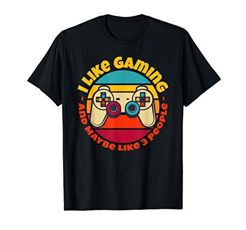 Regalos divertidos para amantes de los videojuegos para Camiseta