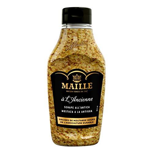 Maille - Altmodischer Senf - Verleihen Sie Ihrem Gaumen einen unglaublichen Geschmack - 240 ml