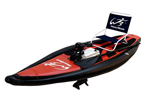 Waterblade Motorized Electric SUP (Red/Black)