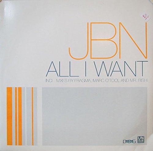 All I want (Mr. Bishi/Mark O'Tool Remixes, 2001) / Vinyl Maxi Single [Vinyl 12'']