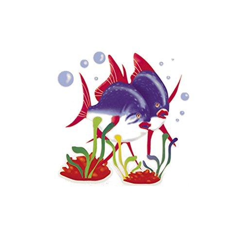 Smile P1735 Beautiful Tiles Decora tegels, vis, piranha, meerkleurig