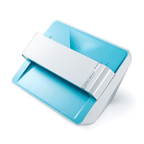 サンワダイレクト 簡単フォトスキャナー 自動 高速スキャン (L版・2秒 A4・5秒) 東芝製CCDセンサー Windows Mac 対応 400-SCN039