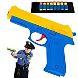 Toy Gun - Colt 1911 Classic Soft Bullets Foam Play Boys and Girl Foams Dart Gun Toys Unique Gift Intended for Kid Fun, Not Distance or Accuracy Fun Outdoor Game