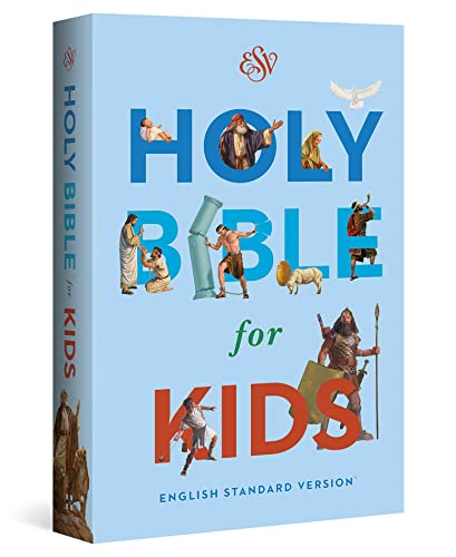 Compare Textbook Prices for ESV Holy Bible for Kids, Economy Illustrated Edition ISBN 9781433554711 by ESV Bibles