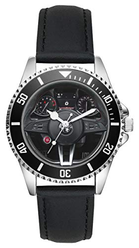 KIESENBERG Reloj - Regalos para Alfa Romeo Giulia Fan Speedo Cockpit L-10113