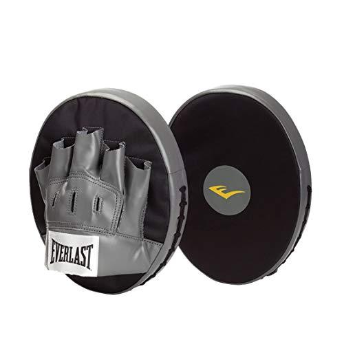 Everlast Punch Mitts Boxartikel, Grey/Black, Einheitsgröße