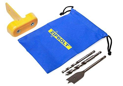 Zipbolt 40.260 Railbolt Drill Guide Woodworking Project Kit