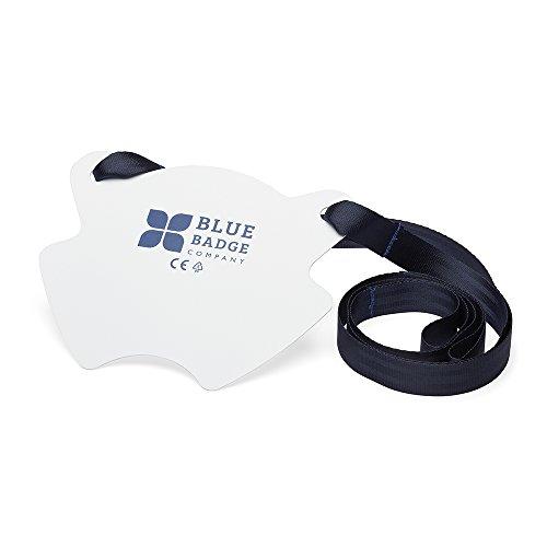Blue Badge Co Sock On Aid in Navy - Kousen, Panty en Sok Helper - Gemaakt in Verenigd Koninkrijk