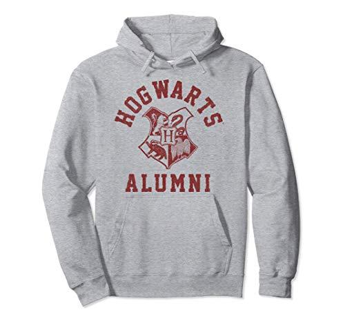 Harry Potter Hogwarts Alumni Crest Pullover Hoodie