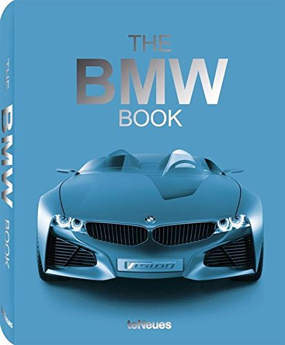The BMW Book (English, Chinese and German Edition)