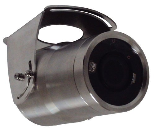 Industrial Video & Control Stainless Steel, 3X Zoom, Rugged, HD, IP Camera