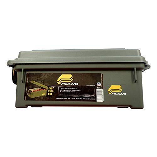 Plan, scatole per munizioni, per cartucce fucili, colore verde militare