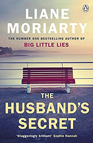 book cover of The Husband\'s Secret