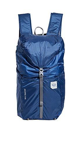 Herschel Supply Co. Sac à dos ultra-léger pour homme, Abat-jour Monaco bleu/silencieux. (Bleu) - 10717-03242-OS