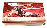 Bernina Three-Sole Walking Foot #0089697000 (#50N) Genuine New Style Machine