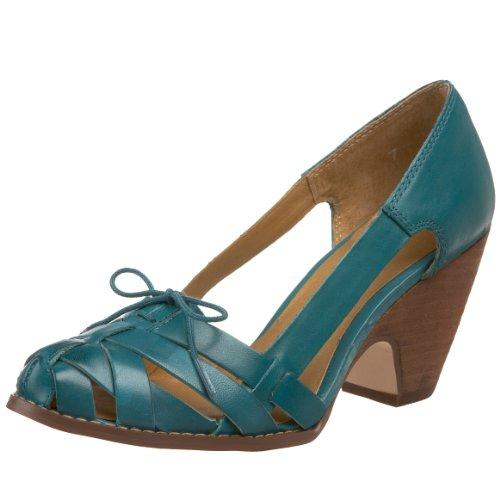 Seychelles Damen Boogie Woogie Pump, Blau (blaugrün), 39 EU