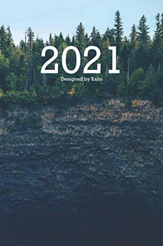 Mein Kalender 2021: Notizen, Planen, Genießen! - Designed by Kalto