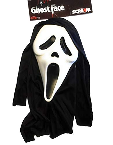 Fun World Ghost Face Scre4m Mask Scream Buy Online In Trinidad And Tobago At Desertcart