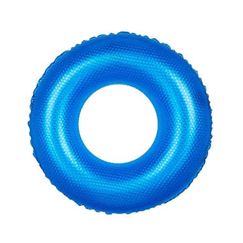 Gcxzb Schwimmreifen Pool Aufblasbarer Ring Schwimmenring Blau Erwachsener Dicker Aufblasbarer Kinder-Unterarm-Ring-Sitz Ring-Schwimmring