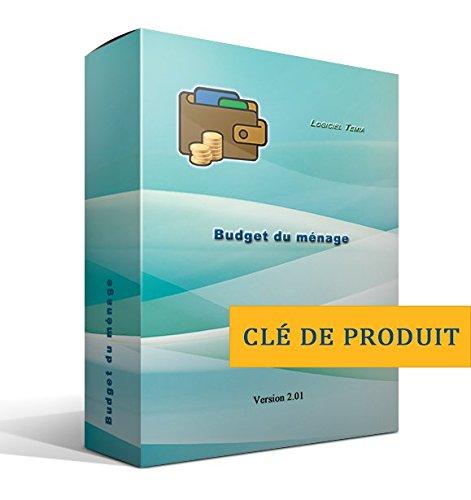 Budget du ménage [clé de produit, sans CD]