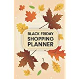 Black Friday Shopping Planner: Simplify your Holiday shopping With This Planner. Christmas And Thanksgiving Holiday Gift List
