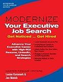 Modernize Your Executive Job Search (Modernize Your Career)