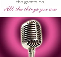 All The Things You Are (Parker)