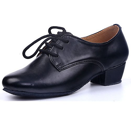 T.T-Q Zapatos Baile Mujer Zapatos Brillo Brillante