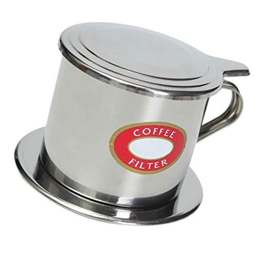 1 Unidad Filtro de Café Vietnamita Cafetera de Goteo de Café Accesorios de Hogar - 50 ml