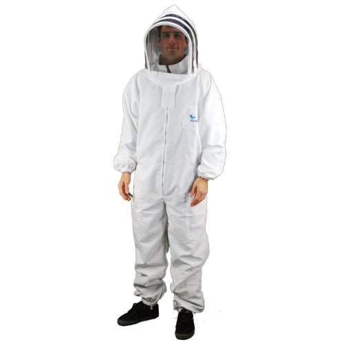 Eco-Keeper Professional-Grade Bee Suits, Beekeeper Suits, Beekeeping...