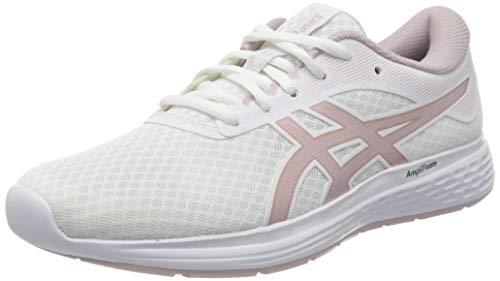 Asics Patriot 11, Running Shoe para Mujer, Rosa Blanca/de Cuenca, 39 EU