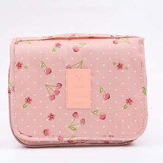 Multifunctional Hanging Bag Storage Bag Waterproof Portable Cosmetic Bag Toiletries Storage Bag Travel Accessories- packin...