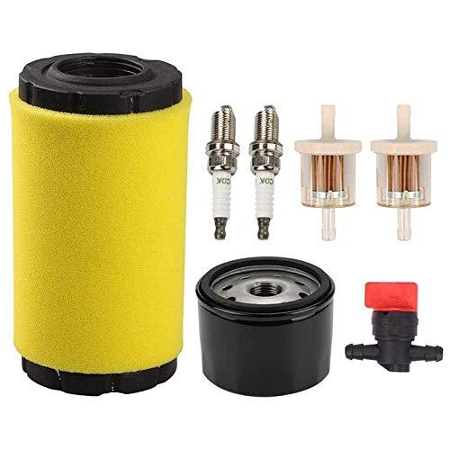 Gpzj HOT 793569 793685 Luftfilter 696854 Ölfilter für Briggs & Stratton-Teile Tune Up Kit Rasenmäher-Ersatzteile