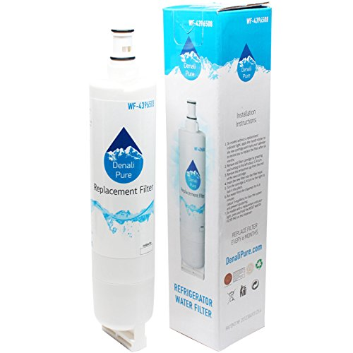 3-Pack Replacement for Whirlpool ED25RFXFW01 Refrigerator Water Filter - Compatible with Whirlpool 4396508, 4396510 Fridge Water Filter Cartridge
