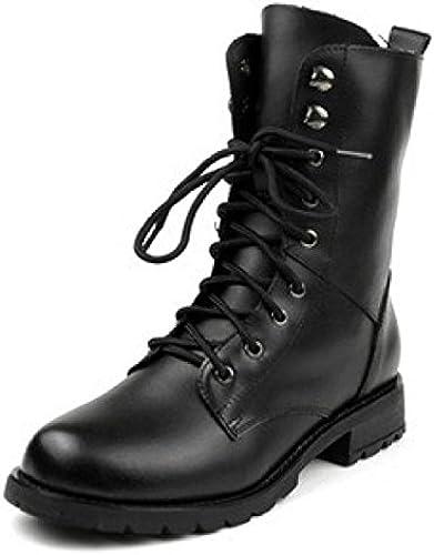 Winter Und Herbst Frauen GTYMFH Die Stiefel Damen Stiefel
