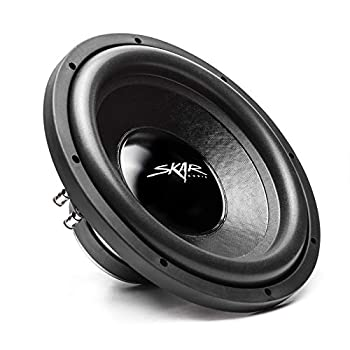 Skar Audio IX-12 D2 12  500 Watt Max Power Dual 2 Ohm Car Subwoofer