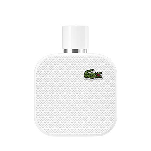 Lacoste L 12 Blanc homme/men, Eau de Toilette, Vaporisateur, 1er Pack (1 x 100 ml)