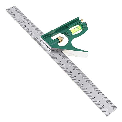 Qmcmc Herramienta de medición Combinación de Regla en ángulo Cuadrado de...