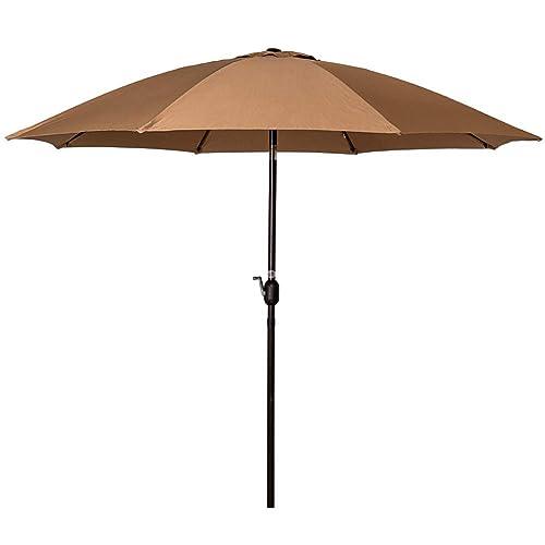 Tilt Umbrella With Stand Amazon Com