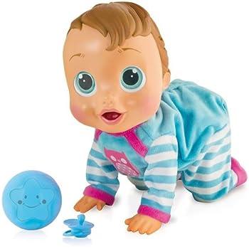 bambola baby wow Tea bambolotto interattiva parlante per da bambina 4 5 6 anni