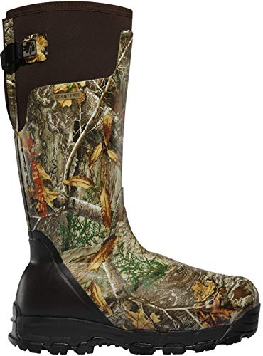 Lacrosse Men's Rubber Boot Hunting Shoe, Realtree Edge
