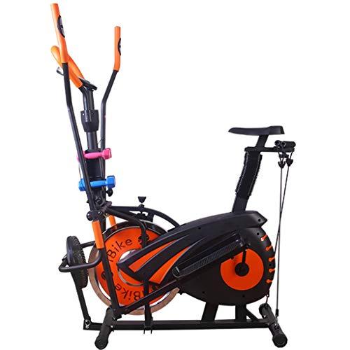 Hometrainers Hometrainer Hometrainer Fiets Kettler Hometrainers Ultrastille Fitnessapparatuur Home Spinning Fiets Indoor Sportfiets (Color : Orange, Size : 98 * 22.5 * 77.5cm)