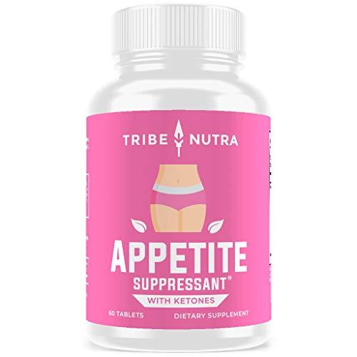 Diet Pills That Work Fast for Women - Appetite Suppressant - Garcinia Cambogia - Fat Burner for Women - Keto Pills - Raspberry Ketones - 60 Caplets