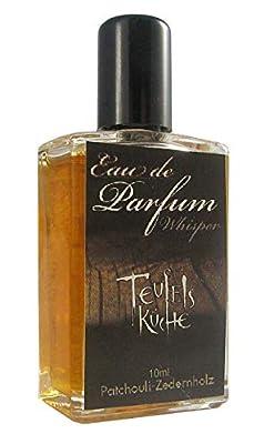 Pachulí agua de perfume